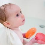 突発性発疹の時の「お風呂マニュアル」